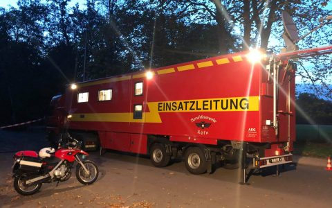 Bombenfund in Lindenthal